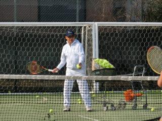 一般向け土日テニススクール&フリーコート | 埼玉県 朝霞市 PCAテニスアカデミーの画像