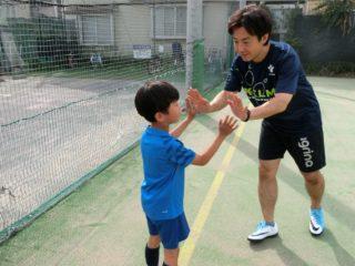 「未経験パパさんのためのサッカースクール」のお知らせの画像