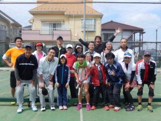 一般向けチケット制テニスレッスン | 埼玉県 朝霞市 PCAテニスアカデミーの画像