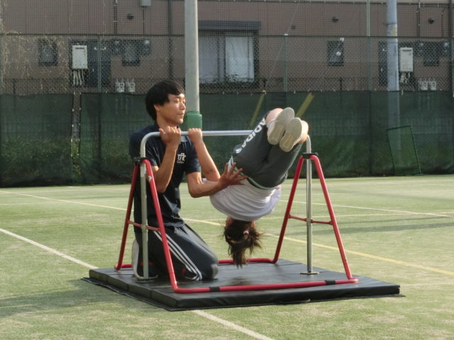 ジュニア体操教室