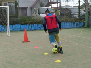 サッカー未経験パパさんのためのサッカースクールの画像