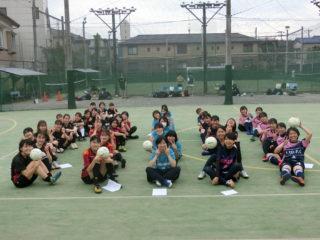 女子大生リーグ Afflus League 2020の画像