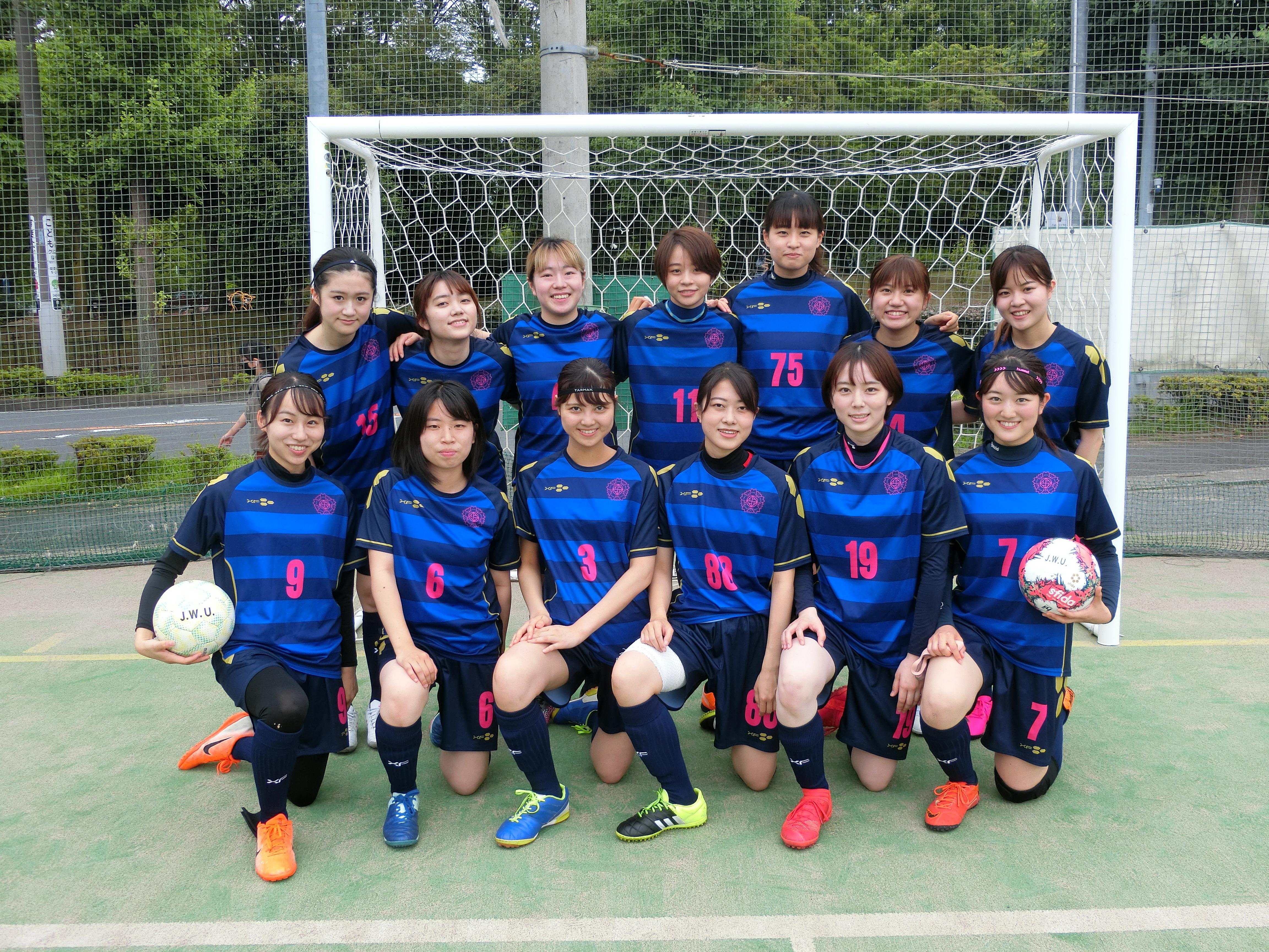 日本女子大学 J.W.U.