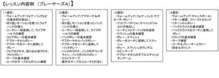 ジュニア育成テニスクラス レッスン内容 | 埼玉県 朝霞市 PCAプロテニスアカデミーの画像