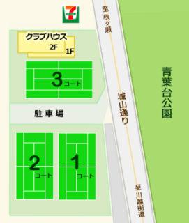 施設紹介 | 埼玉県 朝霞市 PCAプロテニスアカデミーの画像