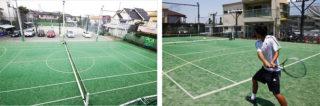 レンタルコート | 埼玉県 朝霞市 PCAプロテニスアカデミーの画像